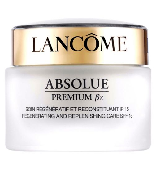 Lancôme Absolue Premium SSX Replenishing Face Cream SPF 15 50ml