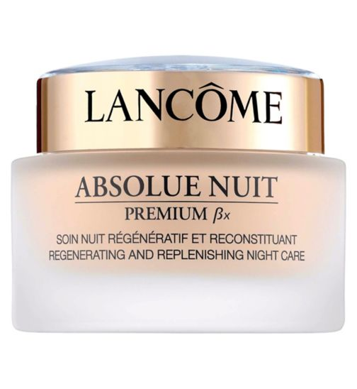 Lancôme Absolue Nuit Premium SSX Replenishing Night Cream 75ml