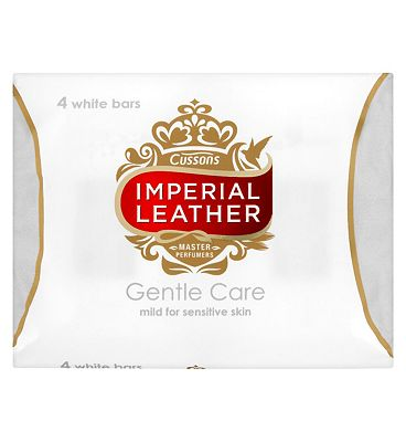Imperial Leather Bar Soap Gentle Care 100g x 4