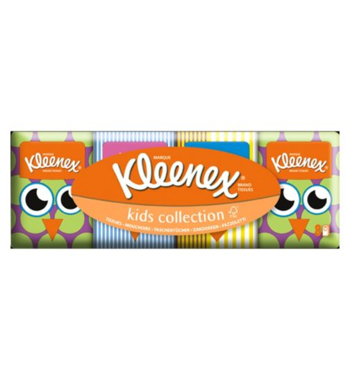 Kleenex Kids Tissues