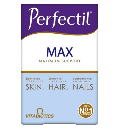 Vitabiotics Perfectil Max - 84 Tablets