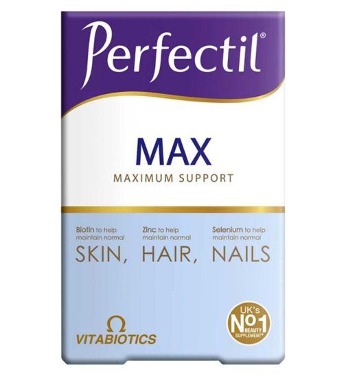 Vitabiotics Perfectil Max - 84 tablets/capsules