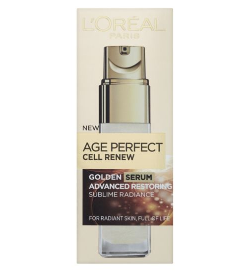 L'Oréal Paris Age Perfect Cell Renew Serum 30ml