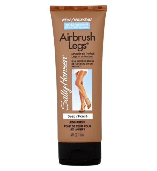 Sally Hansen Airbrush Legs Leg Makeup Deep 04 118ml