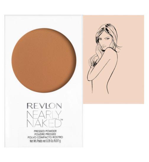 Revlon Nearly Naked&#8482 Pressed Powder