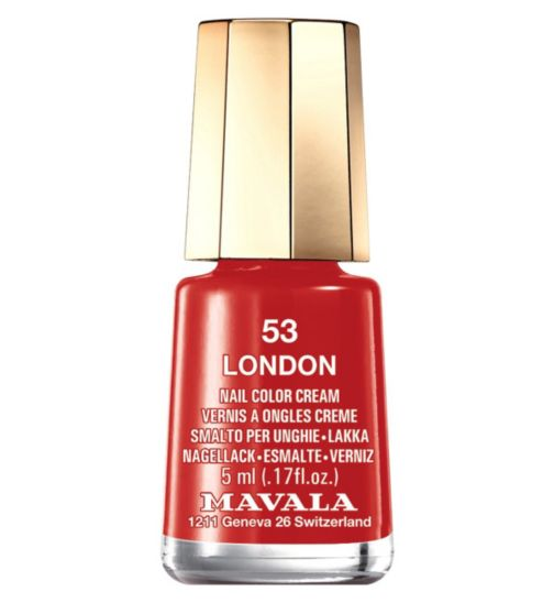 Mavala Mini Nail Polish London