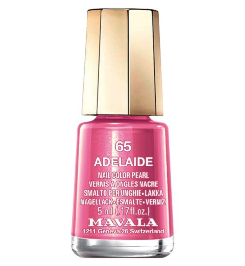 Mavala Mini Colour Nail Polish Adelaide 5ml
