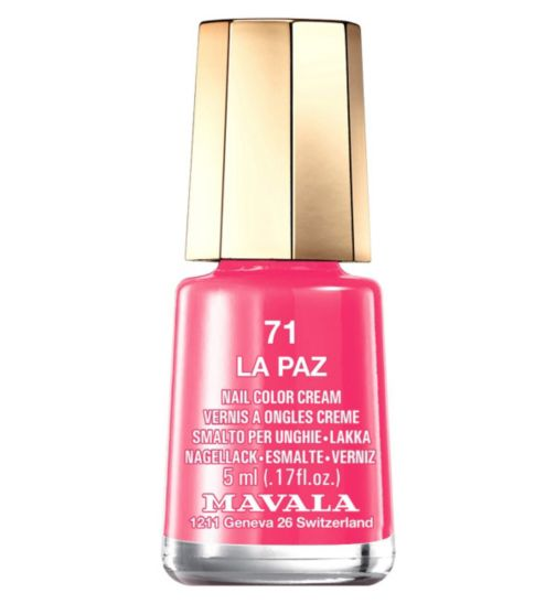 Mavala Mini Colour Nail Polish La Paz 5ml