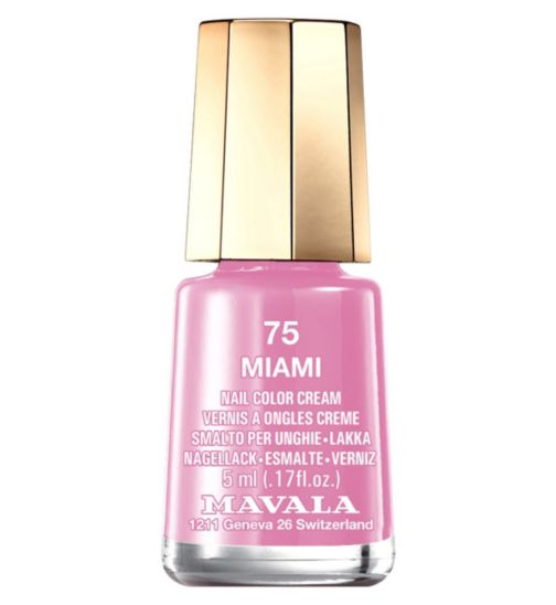 Mavala Mini Colour Nail Polish Miami 5ml