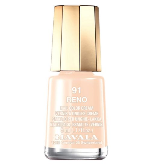 Mavala Mini Colour Nail Polish Reno 5ml