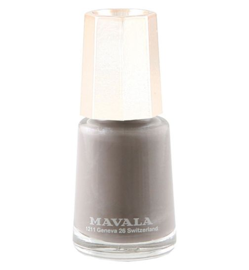Mavala Mini Colour Nail Polish Moon Grey 5ml