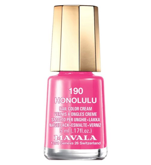 Mavala Mini Colour Nail Polish Honolulu 5ml