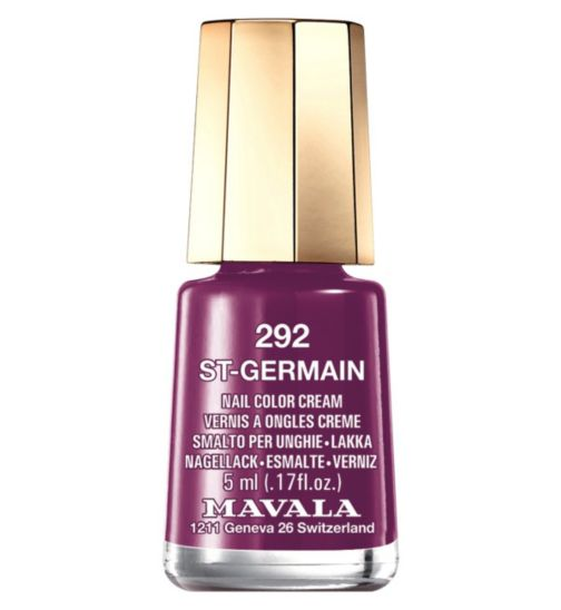 Mavala Mini Colour Nail Polish St Germain 5ml