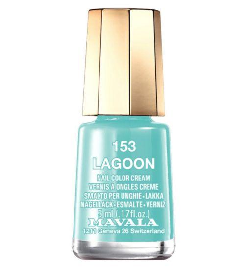 Mavala Mini Colour Nail Polish Lagoon 5ml