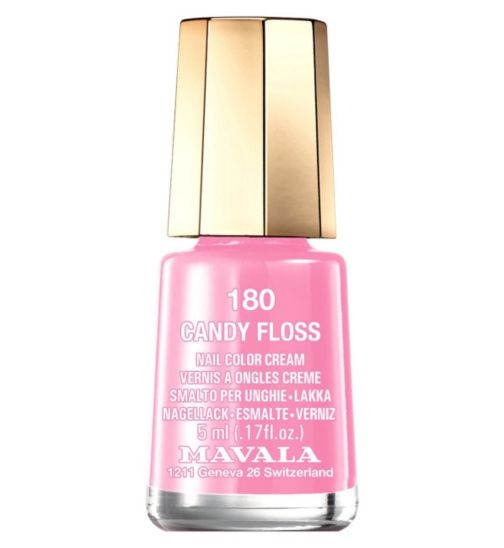 Mavala Mini Colour Nail Polish Candy Floss 5ml