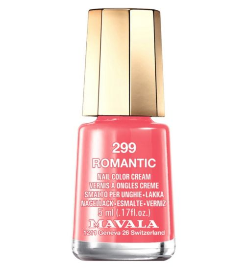 Mavala Mini Colour Nail Polish Romantic 5ml