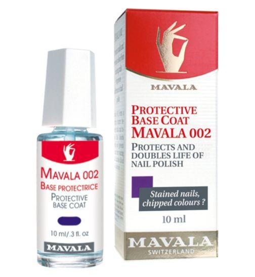Mavala 002 Basecoat Nail Polish