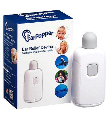 Ear Popper Ear Relief Device
