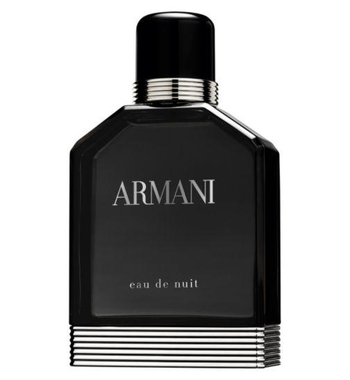 GIORGIO ARMANI Eau de Nuit Pour Homme Eau de Toilette 100ml