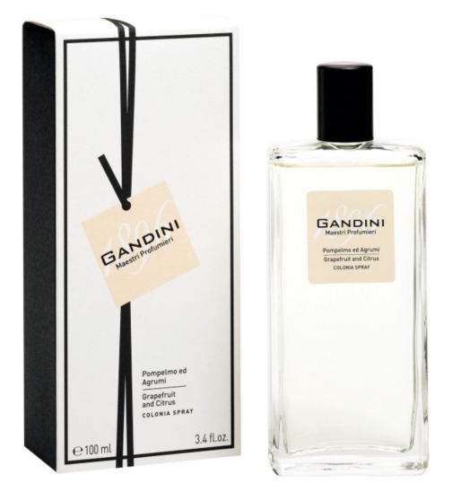 Gandini Grapefruit & Citrus Fruits Eau de Cologne 50ml