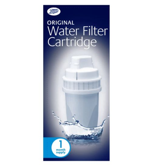 Boots Water Filter Cartridge single pack