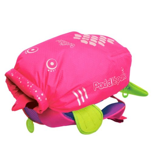 Trunki PaddlePak Pink Backpack