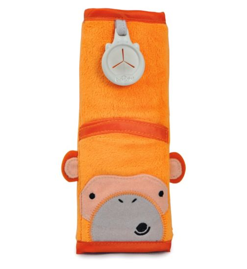 Trunki Mylo Monkey SnooziHedz Seatbelt Pad