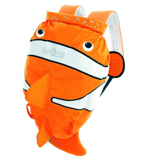 Trunki Chuckles Clownfish PaddlePak Backpack