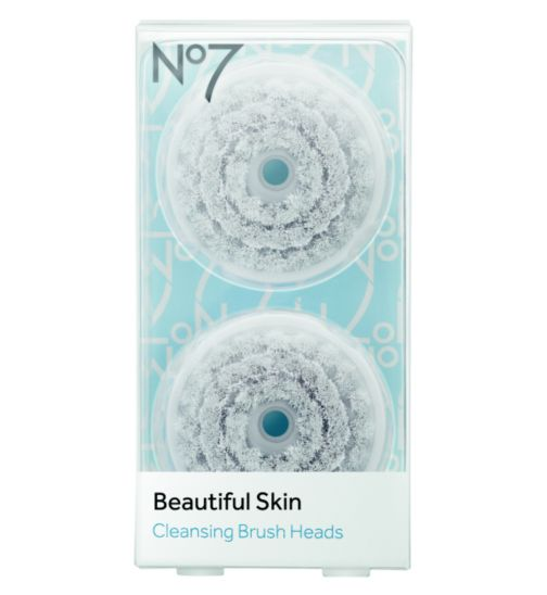 No7 Beautiful Skin Cleansing Brush heads