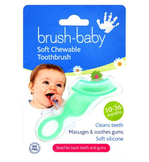boots baby toothbrush