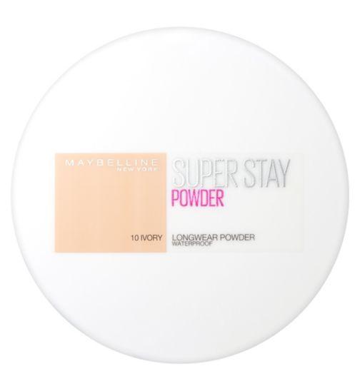 Maybelline Super Stay 24Hour Powder