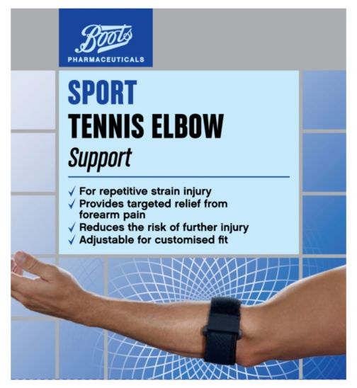 Boots Tennis Elbow Support