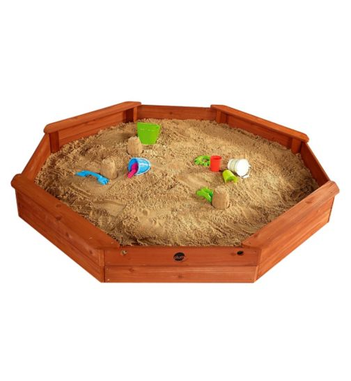 Plum® Giant Wooden Sand Pit