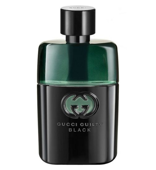 Gucci Guilty Black Pour Homme Eau de Toilette 50ml