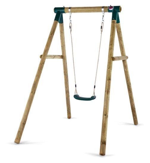 Plum Bush Baby® Wooden Garden Swing Set