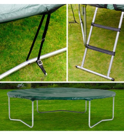 Plum® 14ft Trampoline Accessory Kit