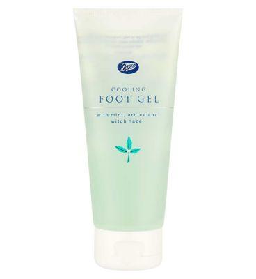 boots intensive foot cream