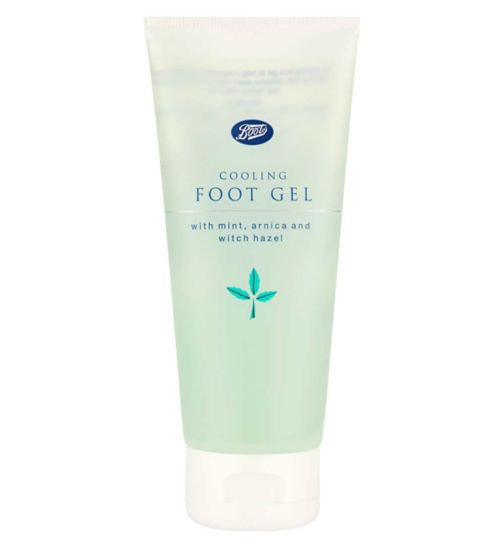Boots Luxury Cool Foot Gel  100ml