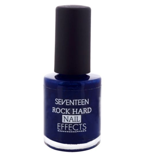 SEVENTEEN Rock Hard Nail Effects