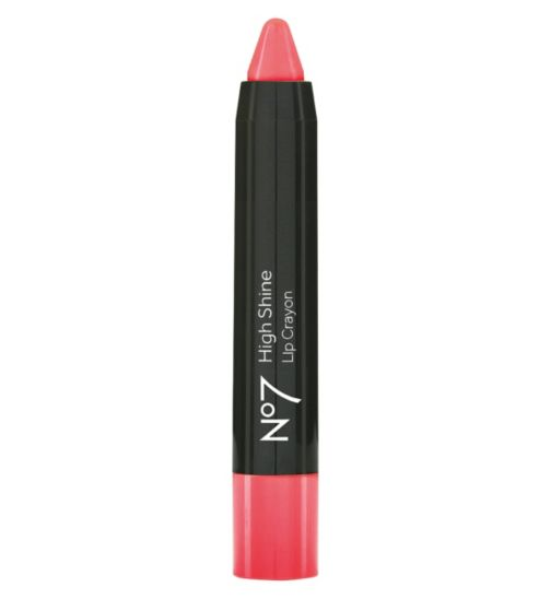 No7 High Shine Lip Crayon