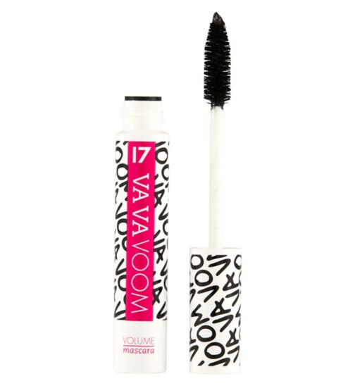 17 Va Va Voom Volume Waterproof Mascara- Blackest Black