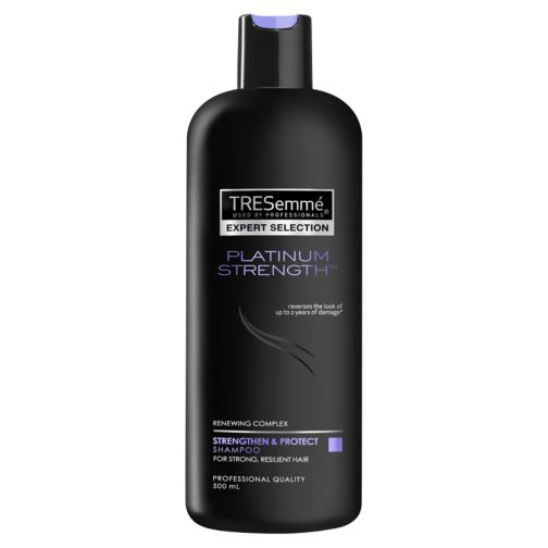 Tresemme Platinum Strength Shampoo 500ml