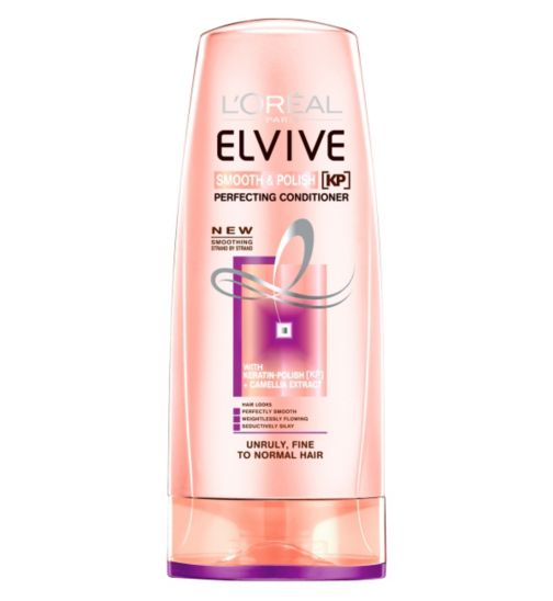 L'Oréal Elvive Smooth & Polish Conditioner 400ml