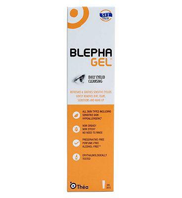 Blephagel Sterile Gel - 30g