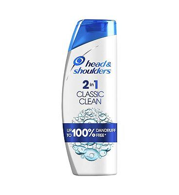 Head & Shoulders 2in1 Shampoo and Conditioner Classic Clean 450ml