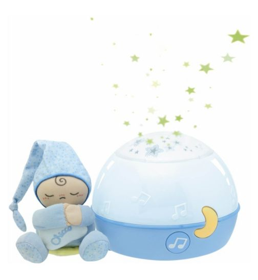 Chicco Goodnight Star Projector Blue