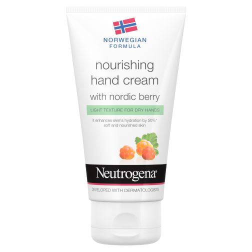 Neutrogena Norwegn Formula Hand Cream with Nordic Berry 75ml