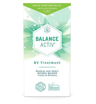 Balance Activ BV vaginal pessaries