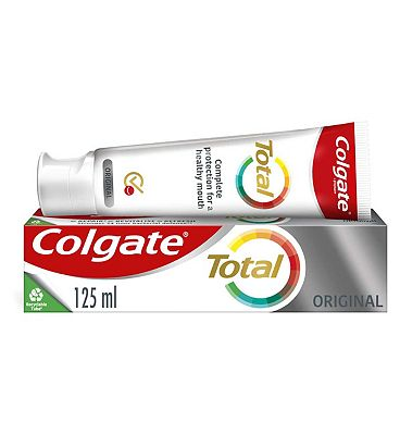 Colgate Total Original Toothpaste 125ml