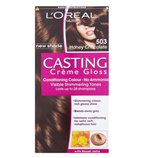 L'Oreal Casting 503 Honey Chocolate